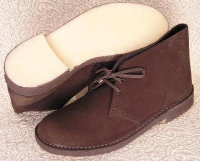 Picture of Clarks Desert Boot (Brown)