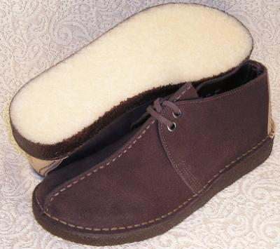 Picture of Clarks Desert Trek (Brown)