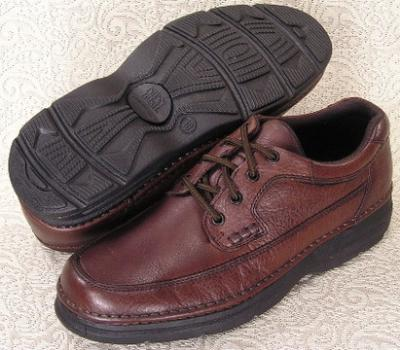 Picture of Nunn Bush Cameron Casual Oxford (Brown)