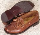 Picture of Cole Haan Dwight Kilt Tassel Slipon (Tan)