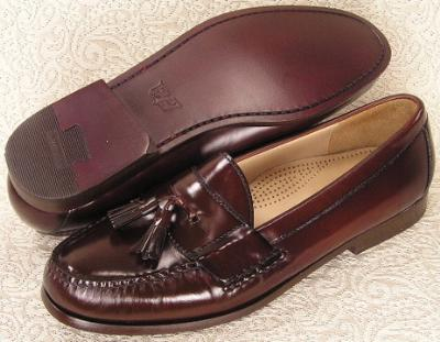 Picture of Cole Haan Pinch Tassel Loafer (Mahogany)