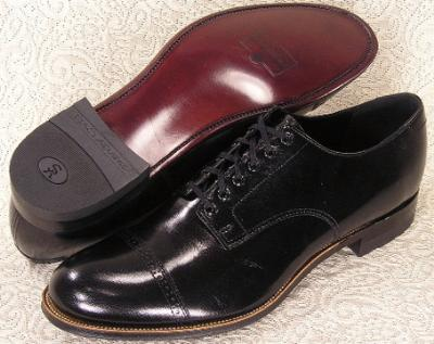 Picture of Stacy Adams Madison Original Oxford (Black)
