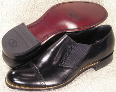 Picture of Stacy Adams Madison Original Slipon (Black)