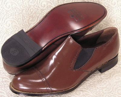 Picture of Stacy Adams Madison Original Slipon (Brown)