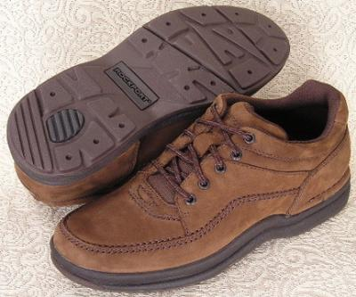 Picture of Rockport World Tour RTW Classic (NuBuck)