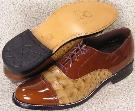 Picture of Stacy Baldwin Hornback Cap Toe (153237)