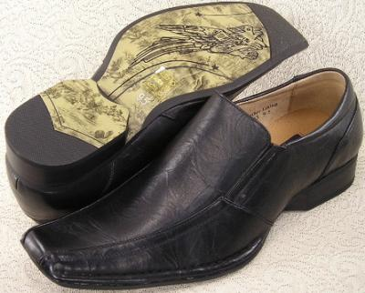 Picture of Majestic Fashion Slipon 88263 (Black)