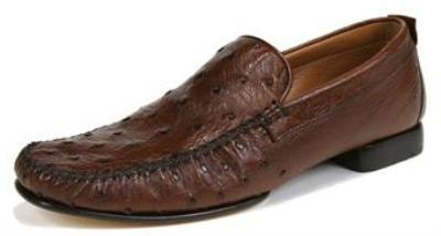 Picture of Mezlan Rollini Ostrich Slipon