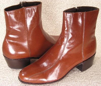 Picture of Florsheim Duke Dress Boot (Cognac)