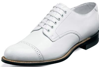 Picture of Stacy Adams Madison Original Oxford (White)