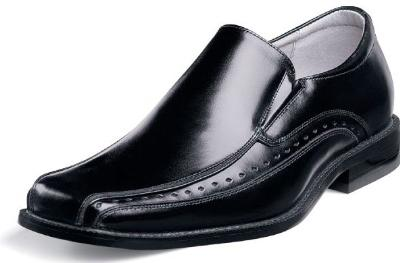 Picture of Stacy Adams Danton Slipon (Black)