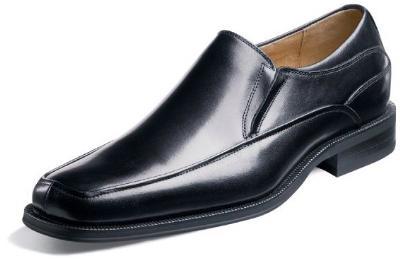 Picture of Florsheim Corvell Split Toe Slipon (Black)