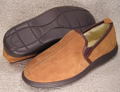 Picture of Evans Klondike Fleece Slipper
