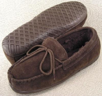 Picture of Ciabatta M Moc Slipper (Chocolate) M