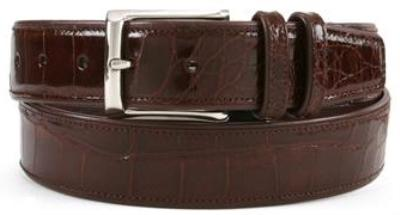Picture of Mezlan 7907 Belt Alligator (Sport)