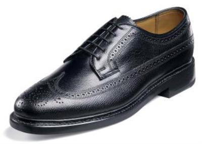 Picture of Florsheim Kenmoor Imperial Wingtip (Black Grain)