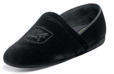 Picture of Stacy Adams Scalawag Slipper (Black)