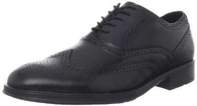 Picture of Rockport Almartin Wingtip Oxford (Black)