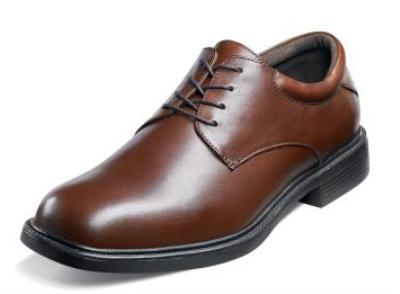 Picture of Nunn Bush Maury Lace Oxford (Brown)