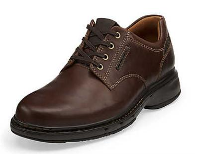 Picture of Clarks Un Ravel Oxford (Brown)