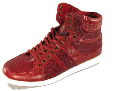 Picture of Bravo Quartz Sport Demi Boot (Red)
