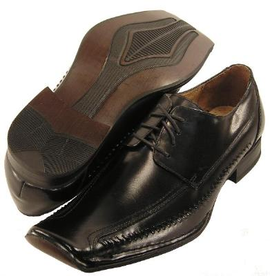 Picture of Giorgio Brutini Oxford Narrow Toe 15900 (Black)