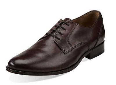 Picture of Bostonian Treme Plain Toe Oxford (Brown)