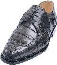 Picture of Belvedere Susa Crocodile Oxford (Grey)