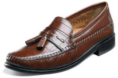 Picture of Florsheim Pisa Tassel Slipon (Cognac)