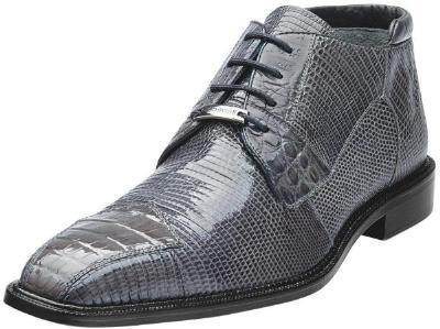 Picture of Belvedere Napoli Crocodile/Lizard Demi Boot